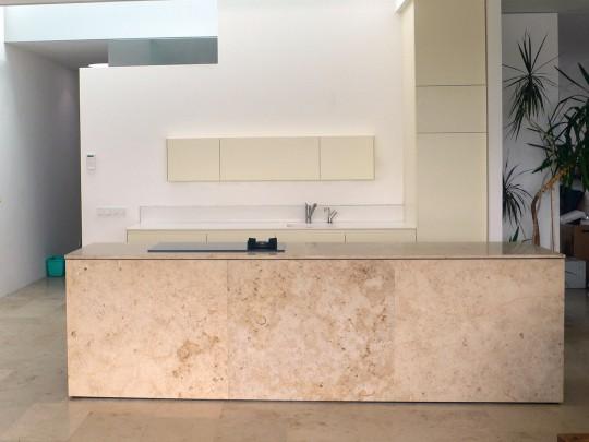 Voorbeelden Corian Werkblad In De Keuken : keuken steen & Corian ...