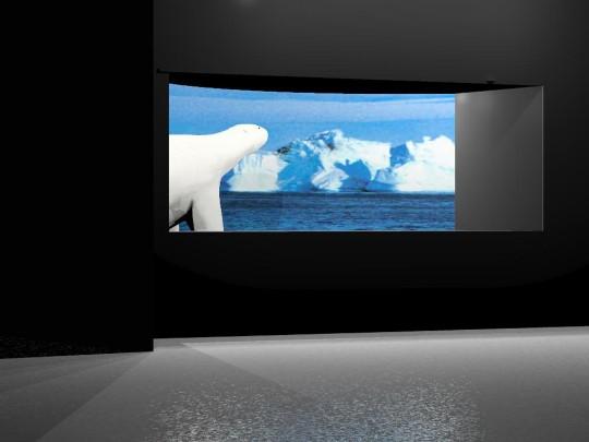 diorama polar year