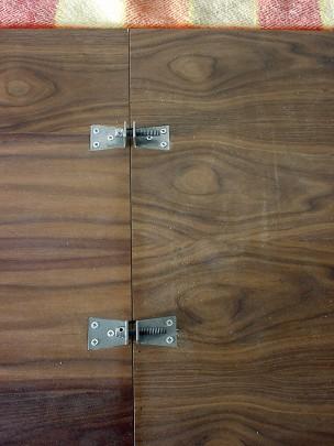 dressoir notenhout