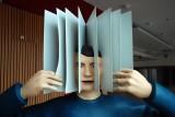 Boek om het hoofd