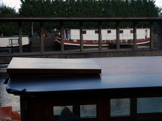 Woonboot Westerdok